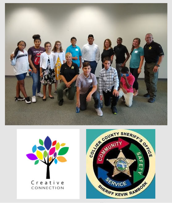 New Stress Management Program for CCSO Youth Group